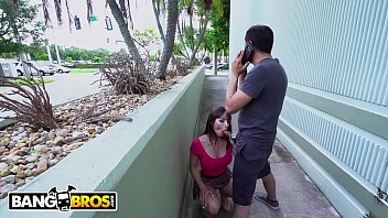 BANGBROS - Lexi Luna and Juan Largo Have Fun Fucking Out In Public