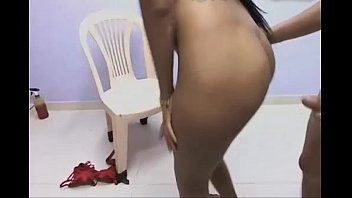 Fucked From Behind And On A Chair