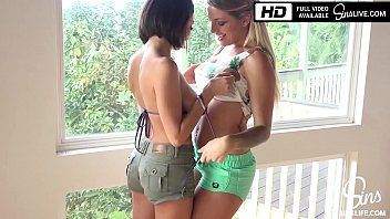 Best Lesbian Scene Ever With Darci Dolce And Kissa Sins - Sins Life