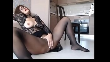Webcam Millf Squirts In Her Pantyhose-Hotchickcam.com - 69VClub.Com