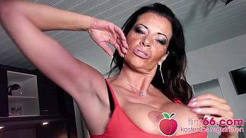 Dirty mature DaCada can't wait to get some dick in her wet old snatch! (GERMAN) Flirts66.com