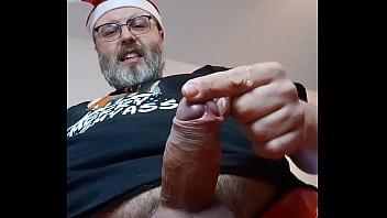 Santa ana gay Santa clause cums
