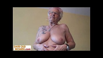 Granny sex flicks - Kinky 79 year old grandma