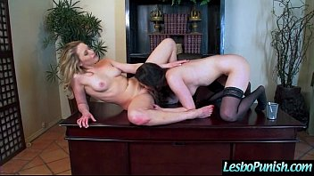 (casey&mia) Lesbians Girls Punishing Each Other With Dildos mov-17 7 min