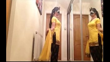 Masked Punjabi Slut from Loveforcams.com