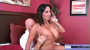 (Tara Holiday) Mature Bigtits Lady In Front Of Cam Get Nailed Hardcore Clip-26