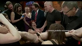 Big dirty cocks fill throat of whores