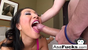 Superstar Asa Akira Is Known For Her Sloppy BJ's