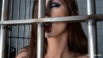 Aron carter nude - Lily carters jail cell solo
