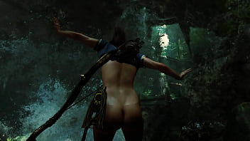 Shadow of Tomb Raider Nude Photography Time 37分钟