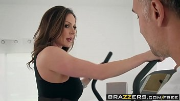 Image: Brazzers - Brazzers Exxtra -  Personal Trainers Session 3 scene starring Kendra Lust and Keiran Lee