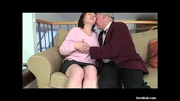 Mature grandpa porn Grandma and grandpa
