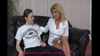 Mature teen taboo - Emo guy impregnates his own stepmother - watch more vidz like this at fxvidz.net