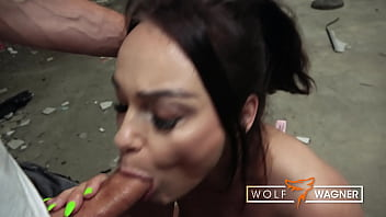 Dirty Priscilla enjoys a muscular dude's dick in her pussy (FULL SCENE)!WOLFWAGNER.com