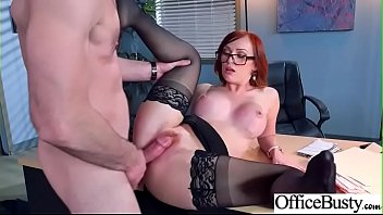 Hardcore Sex With Hot Sluty Busty Office Girl (Dani Jensen) mov-10