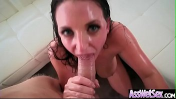 (Angela White) Superb Sluty Girl With Big Butt Enjoy Anal Sex clip-07 preview image