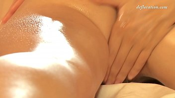 Fedorkino Gore super hot virgin babe massaged
