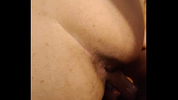 Tiny pussy gets rammed. She loves it!