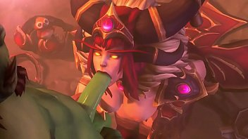 FapZone // Alexstrasza (World of Warcraft)