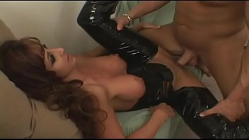 Jewels - Fetish - Latex and Leather - Milf get a nice cock
