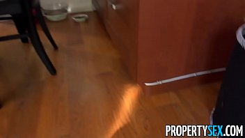 PropertySex - Home inspector seduced by hot real estate agent thumbnail