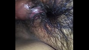Free hungry hairy pussy - Thick hairy pussy bitch enjoying all wet, hungry for the dick
