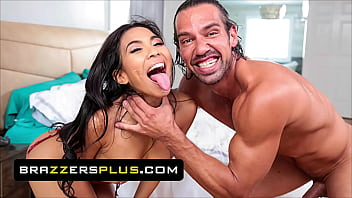 (Jada Kai) Is Ready To Have Her Pussy Fucked By (Johnny Castle) In Every Position Imaginable - Brazzers
