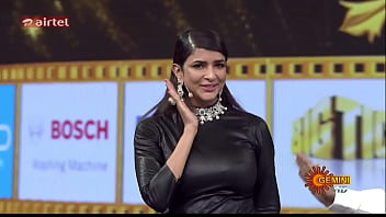 Lakshmi Manchu Huge Boobs & Nipple Pokies