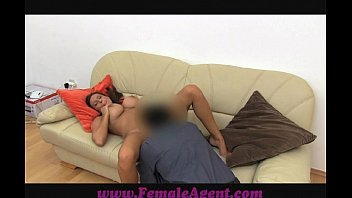 FemaleAgent Tits made for cock