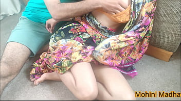 Desi sexy bhabhi taught her step brother to fuck for marriage when no one was home