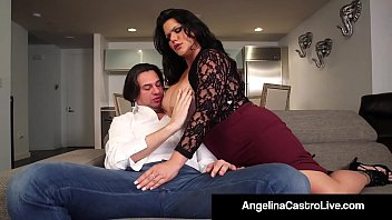 Cuba video xxx - Latina queen angelina castro roberta gemma fuck a cock