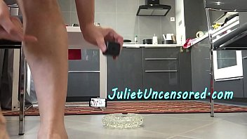 Real Amateur Homemade Asian Babe SPLIT PISS & BEHIND THE SCENES Dance Rehearsal 12 min