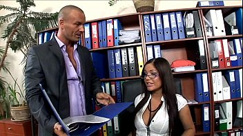 High heels fucking Hot secretary fucked in thigh highs and high heels