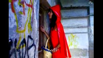Costume porn movie thumbs Red riding hood gets wolf dicked