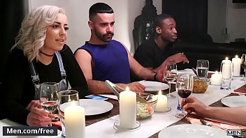 Stig Andersen and Teddy Torres - The Dinner Party Part 1 - Drill My Hole - Trailer preview - Men.com