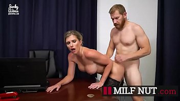 Step moms forced to fuck son Son abuses hot blonde mom cory chase the new wife