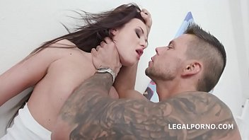 1on1 wet, drink and Gapes Krystal Kaytlin Balls deep Anal, Gapes, pee and swallow for all GIO972