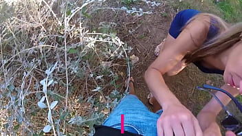 PUBLIC SEX WITH LOTS OF CUM thumbnail