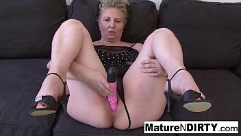 Dirty mature in lingerie can't get enough interracial sex thumbnail