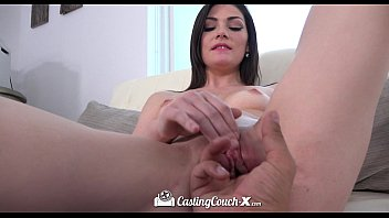 CASTINGCOUCH-X Short Haired Jessica Rex fucked by casting agent صورة