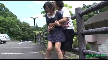 Asian Girl Fucked While Bending To The Fence Outdoor thumbnail