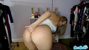 Camsoda - Alexis Texas Big Ass Butt Plug Masturbation