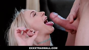 ExxxtraSmall - Big Cock Neighbor Packs Her Tight Box