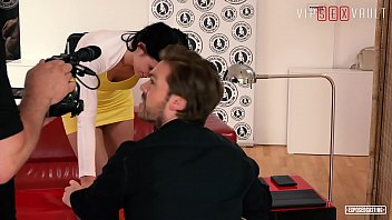 VIP SEX VAULT - Russian Babe Lovenia Lux Loves The Agent Dick
