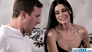 Stepmom MILF needs to bond better with her new stepson - 69VClub.Com