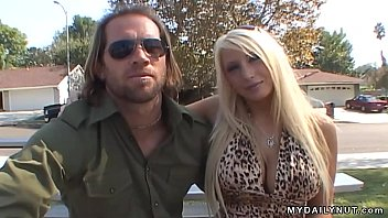 Candy Manson Gets Fucked While Her Hubby Watches
