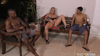 Loiraça mackerel Paty Muniz fucked two gifted and did ANAL with DP without a condom - Actor: Mark Butt, Jack Kallahari