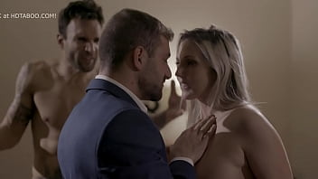 Extremely Sexy Wife Christie Stevens Cheating on Husband but That is their plan all along