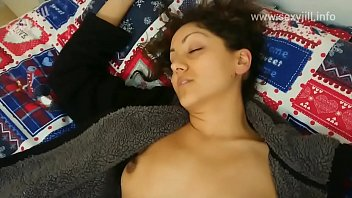 Young sister drugged, molested, fucked and creampied by brother while she sleeps POV Indian