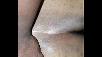 Wifey giving me that good creamy pussy from the back